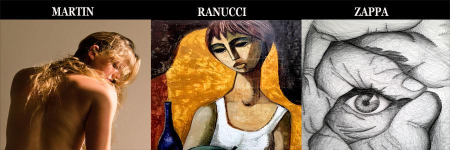 mostra personali di martin ranucci e zappa galleria wikiarte
