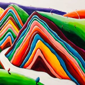 Fratture di colore – serie cromocostruzioni