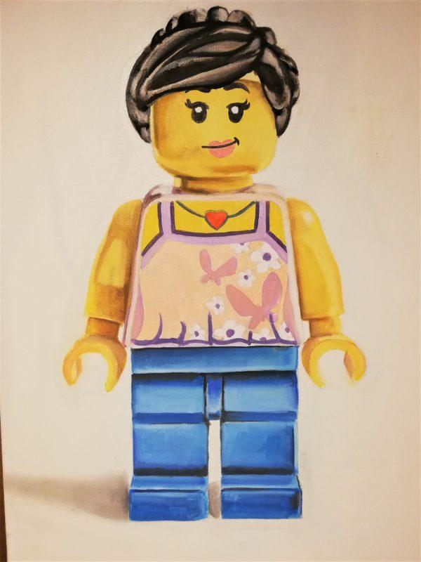 LEGO WOMAN