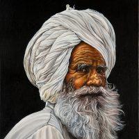 Ritratto di vecchio Tambini