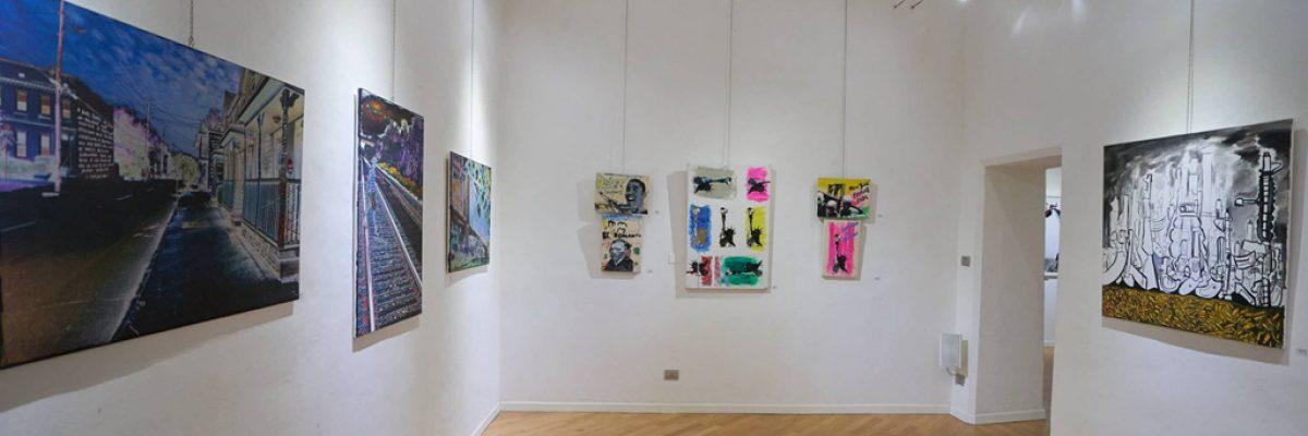 sala-klimt-galleria-wikiarte-bologna